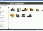 spare parts catalog JCB Service Parts Pro 2011 - 1