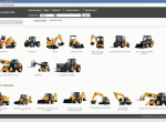 spare parts catalog JCB Service Parts Pro 2011 - 2
