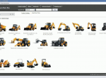 spare parts catalog JCB Service Parts Pro 2011 - 3