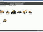 spare parts catalog JCB Service Parts Pro 2011 - 4