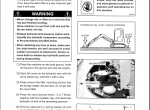 repair manual Kobelco Hydraulic Excavators Operation Manuals - 3