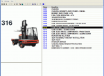 spare parts catalog Linde Forklift Trucks 2011 - 4