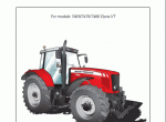 repair manual Massey Ferguson 2012 North America - 4
