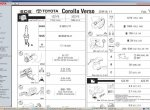 repair manual Toyota Verso 2004-2005 - 2